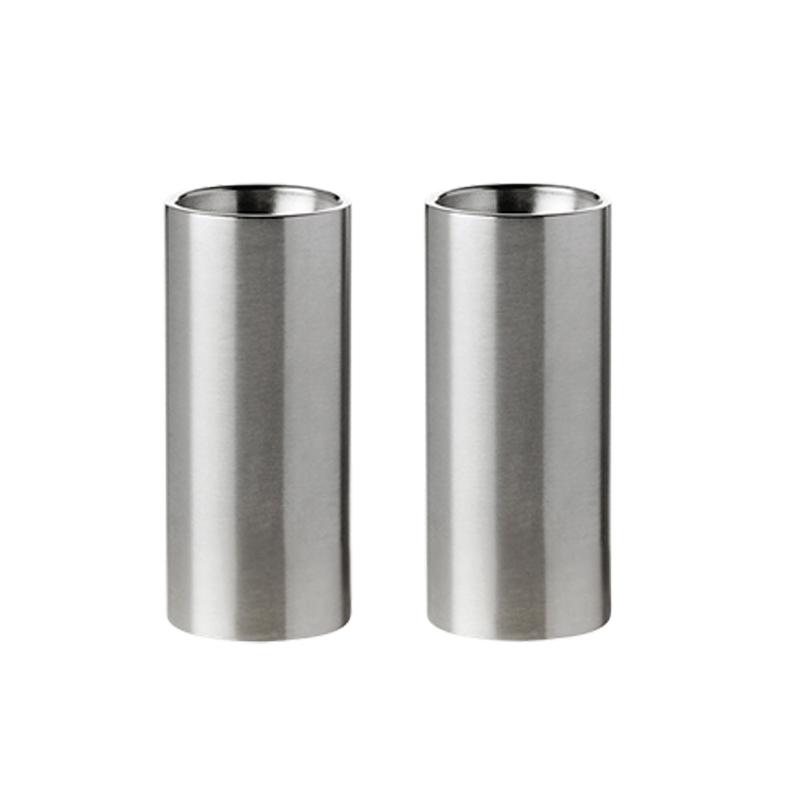 STELTON Salt og Peber sæt, stål