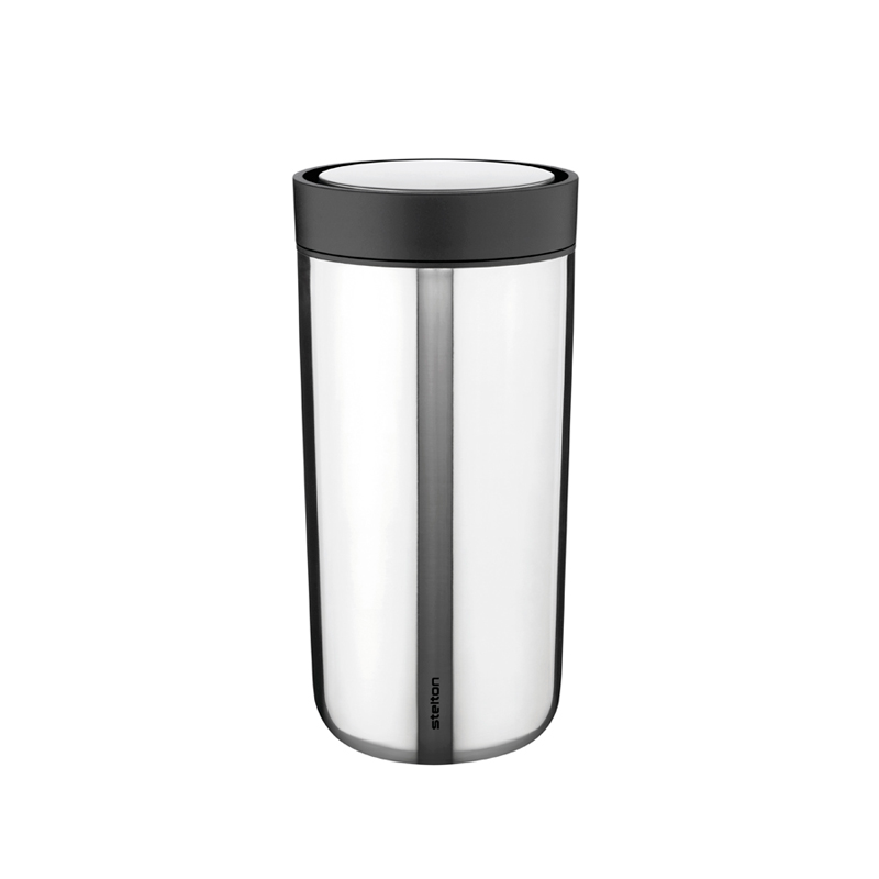 Image of   STELTON To Go Click stål 0,34l