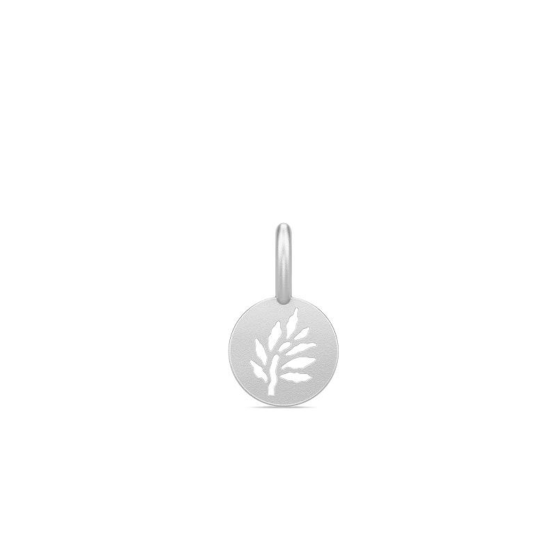 Julie Sandlau Classic sølv vedhæng, lille model Ø 8 mm