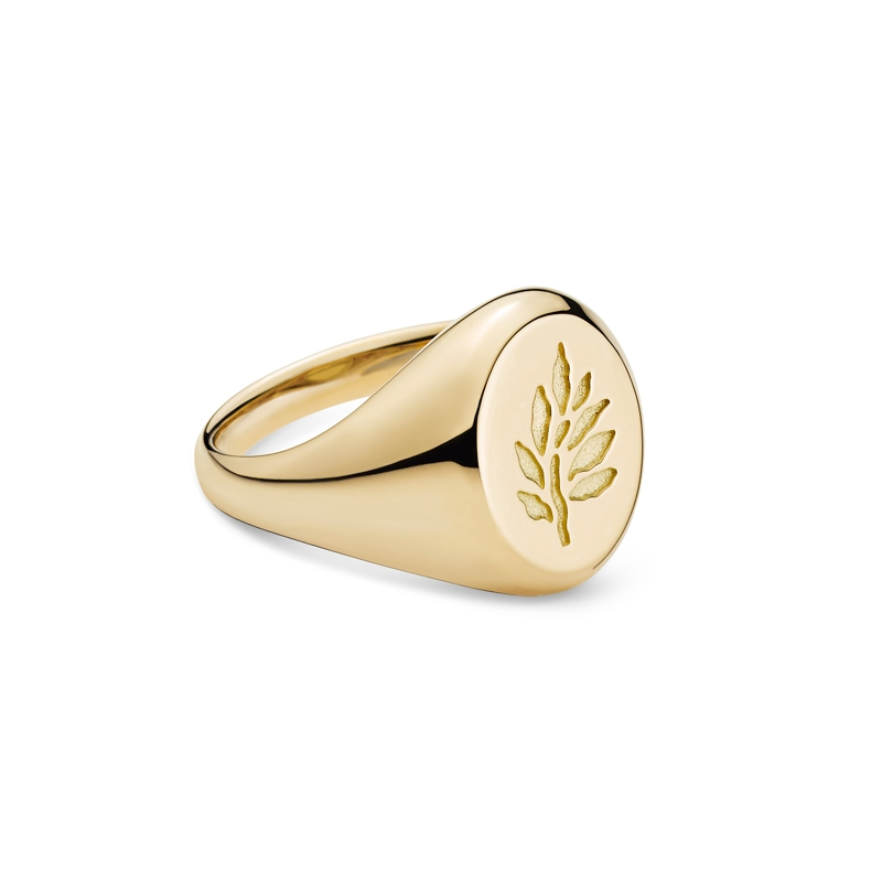 Image of   Julie Sandlau Legacy ring i guld