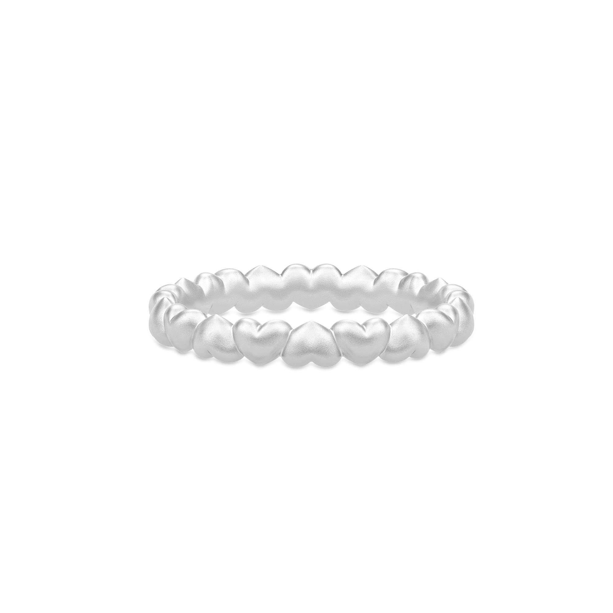 Julie Sandlau Love ring i sølv