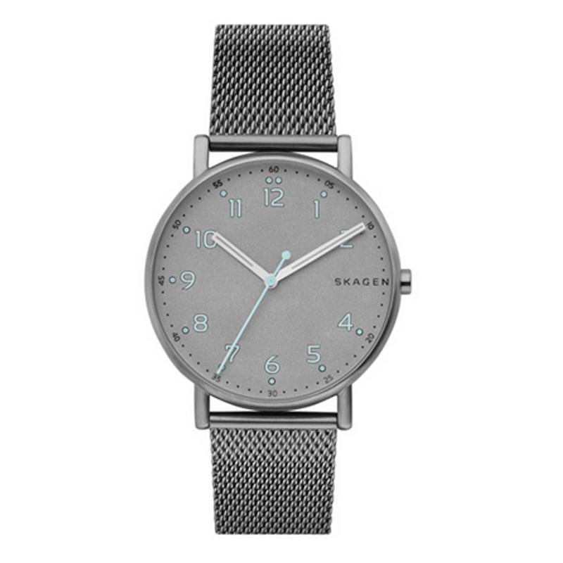Skagen Signatur armbåndsur i titanium
