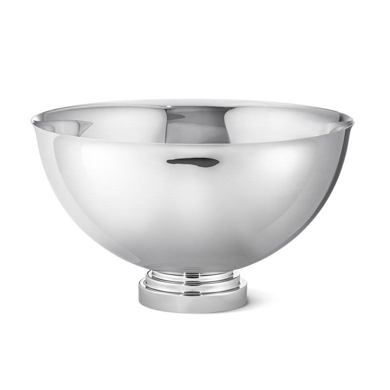 Image of   Georg Jensen Manhattan Champagnekøler bowl