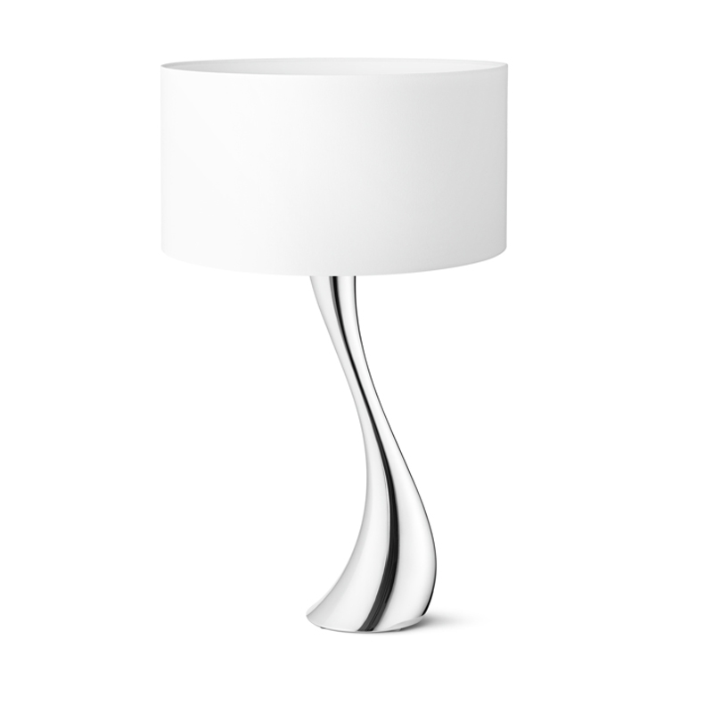 Image of   Georg Jensen Cobra Bordlampe hvid Medium