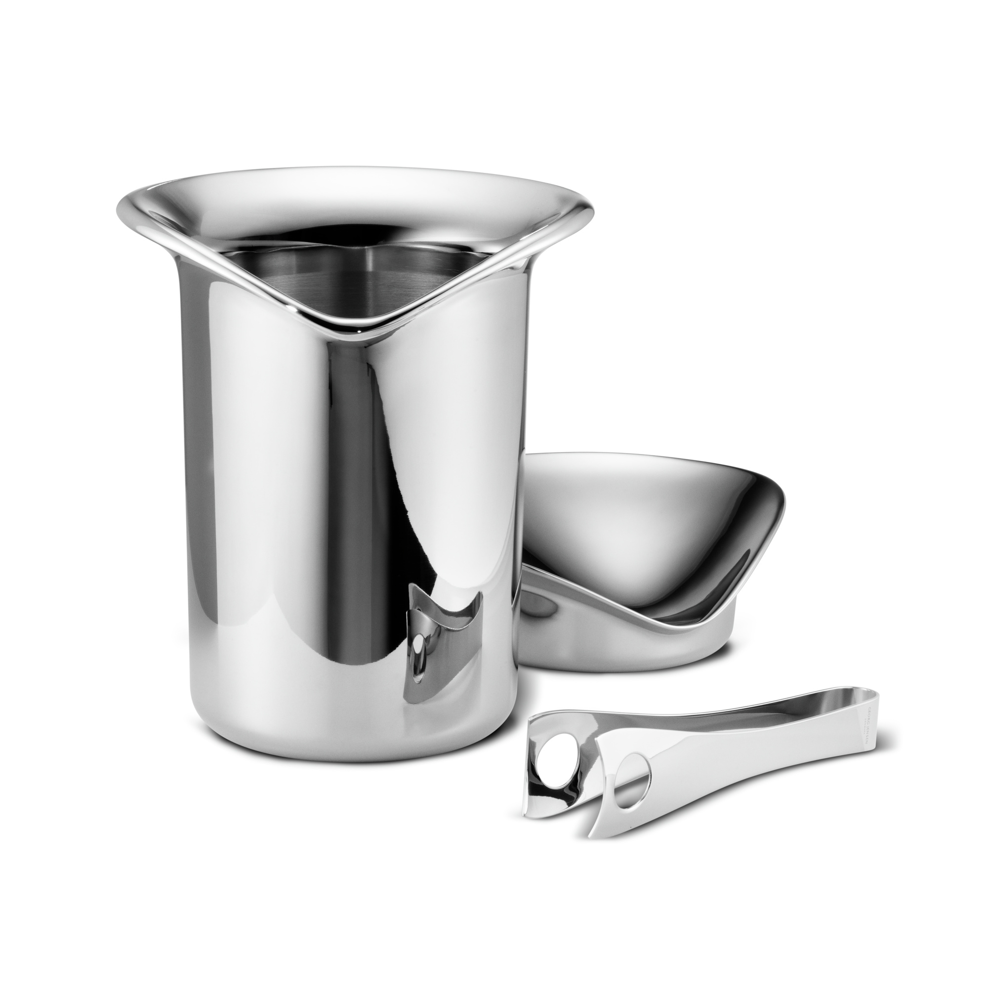 Georg Jensen Wine & Bar isspand og istang