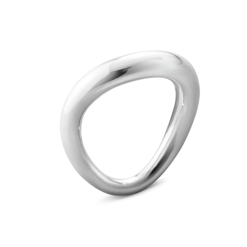 Georg Jensen Offspring sølv ring