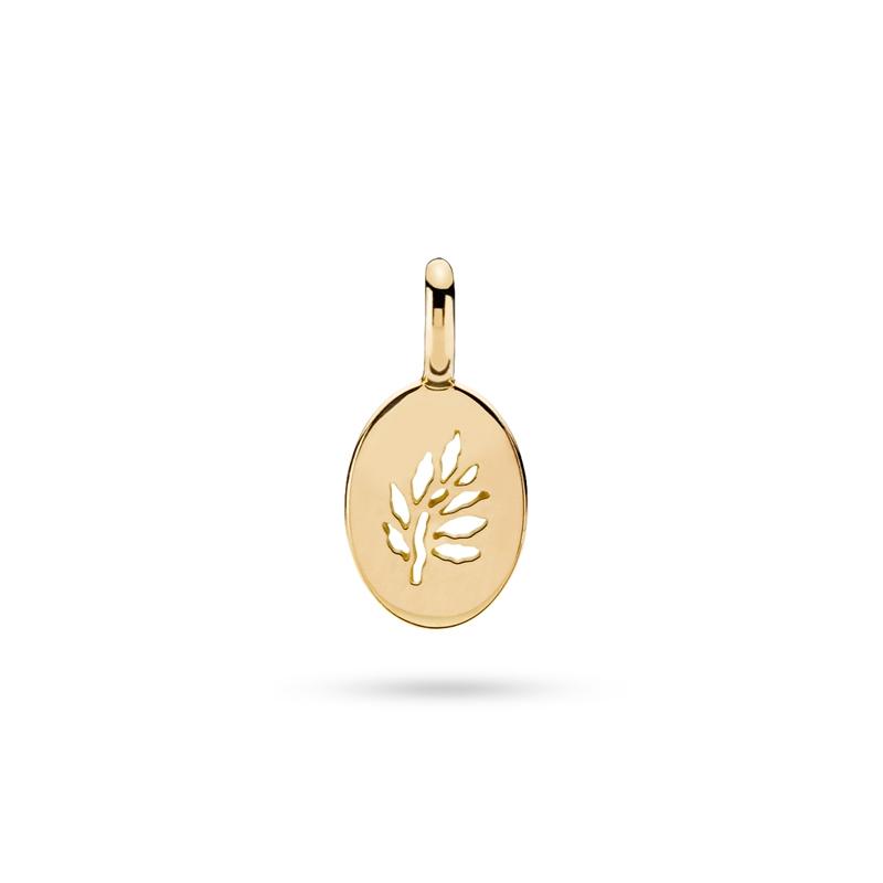 Julie Sandlau Legacy vedhæng i guld